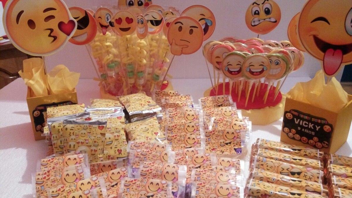 Mesas Dulces De Emojis 170000 En Mercado Libre - Mesas-dulces