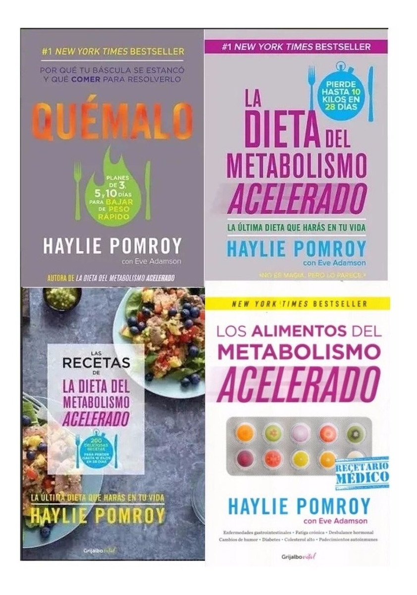 dieta metabolismo rapido pdf