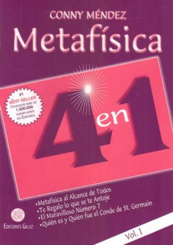 metafisica 4 en 1 volumen i  - mendez, conny