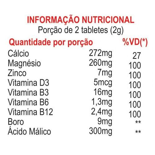 metildrol pré hormonal (60 tabs) - red series
