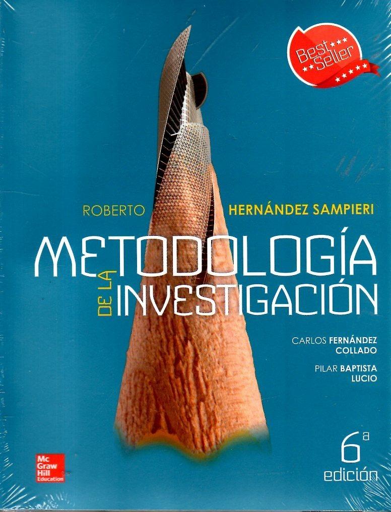 libro metodologia de la investigacion roberto hernandez sampieri pdf
