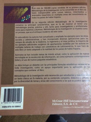 metodología de la investigación - roberto hernandez sampieri