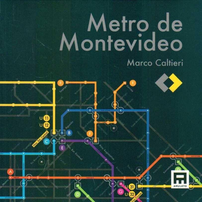 Metro De Montevideo ( Marco Caltieri) - $ 290,00 en Mercado Libre