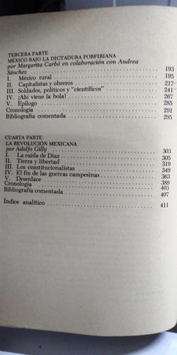 mexico un pueblo en la historia enrique semo