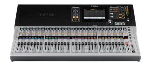 mezclador / consola digital yamaha tf5