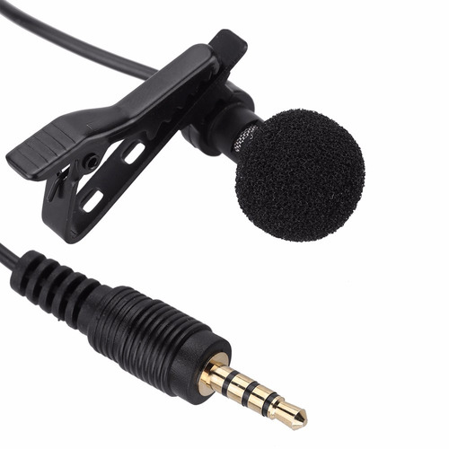 microfone  lapela celular iphone android .