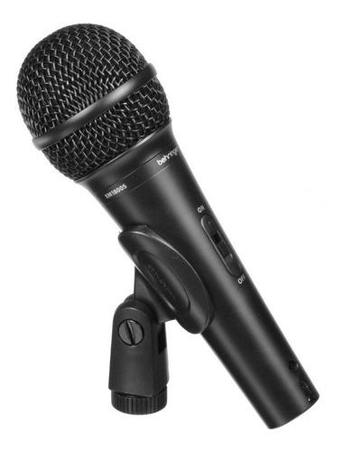 micrófono behringer xm1800s c/u - incluye pipeta