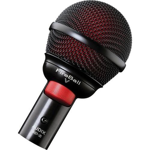 microfono fireball audix armonica instrumentos cantantes