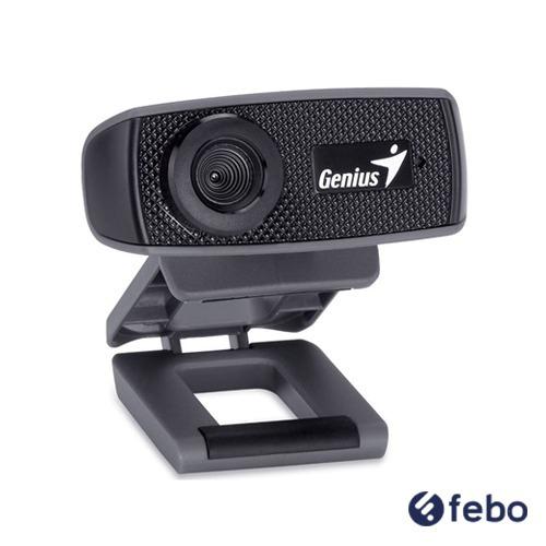 microfono genius webcam con