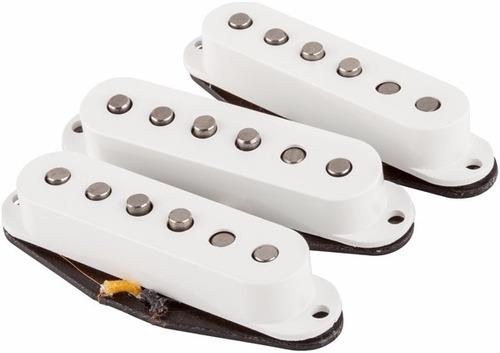 micrófono guitarra fender custom shop fat 50s strat set