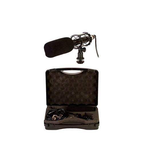 microfono shotgun profesional mic-711 - tecsys