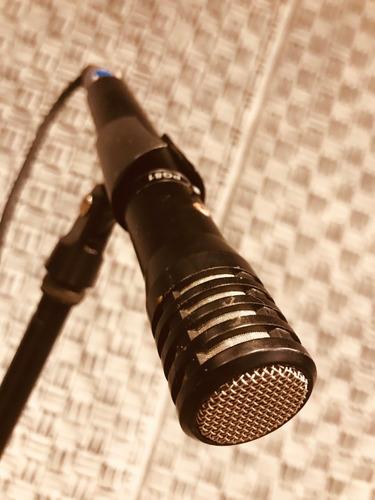 microfono shure pg81 cardioide condensador