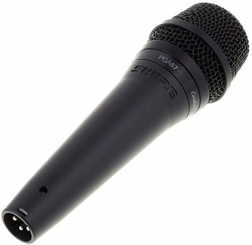 microfono shure pga57 dinamico cardioide instrumento