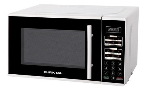 microondas digital 25l punktal pk-emt2513