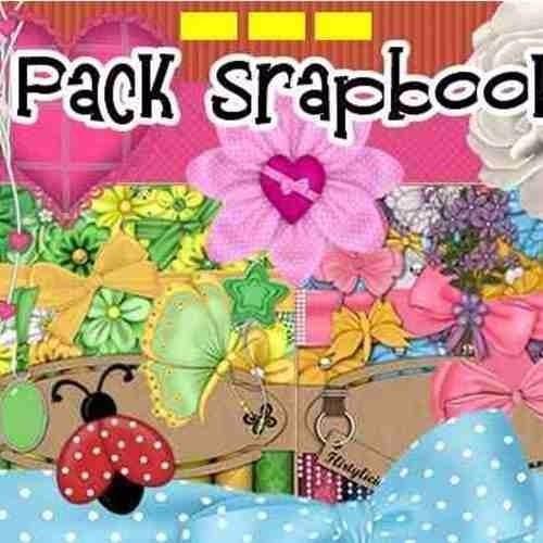 miles de scrapbook de flores mariposas mariquitas imagenes
