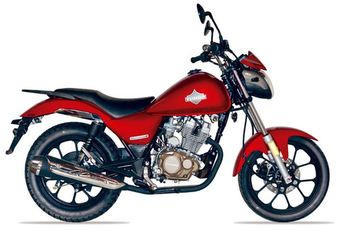 milestone 125 motos yumbo custom
