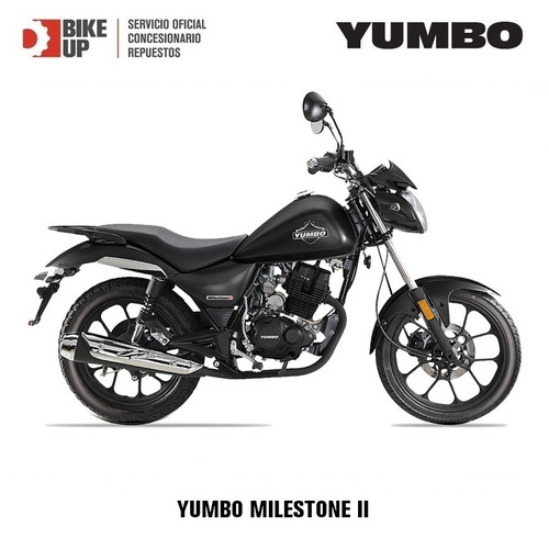 milestone 125 yumbo
