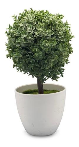 mini arbol colores copa redonda planta artificial deco 88012