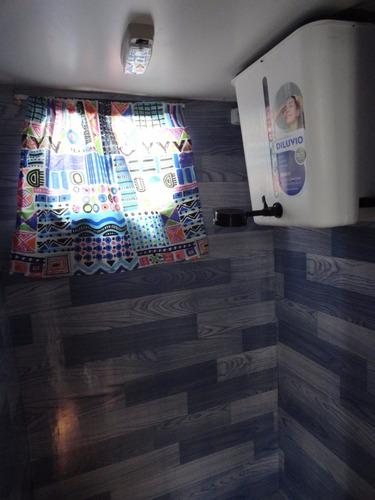 mini casa rodante 2 metros 0km baño con ducha en olivos