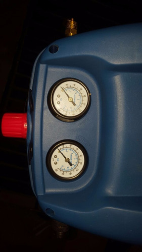 mini compresor hyundai libre de aceite 12lts 100psi oferta!!