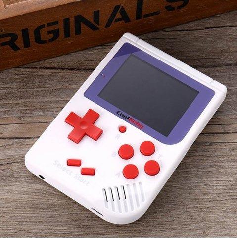 mini consola 129 juegos 8 bit color pantalla 2.4 mario retro