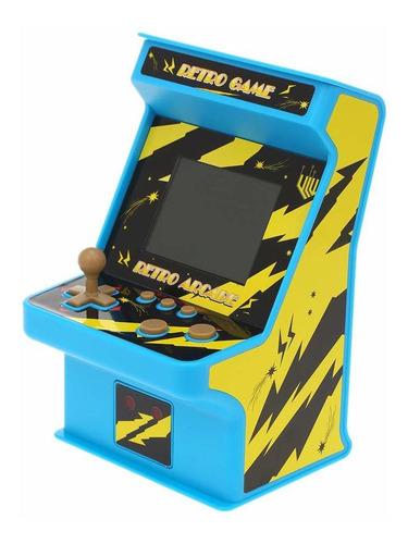 mini consola arcade retro game 256 juegos clasicos