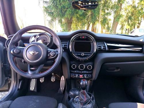 mini cooper jcw 2.0 bi turbo topcar u$s 30000 y saldo en $