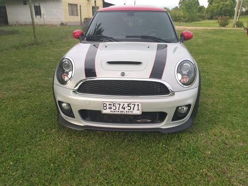 mini cooper s 1.6 jcw coupe 211cv 2013