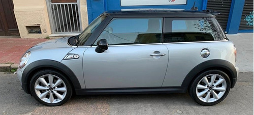 mini cooper s hatchback