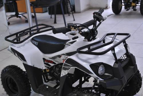 mini cuatriciclo niños 0km nuevo 50 cc - arranque eléctrico