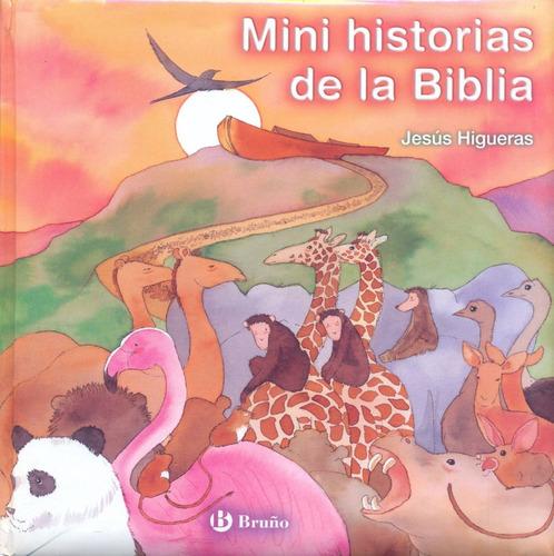 mini historias de la biblia ( jesus higueras)