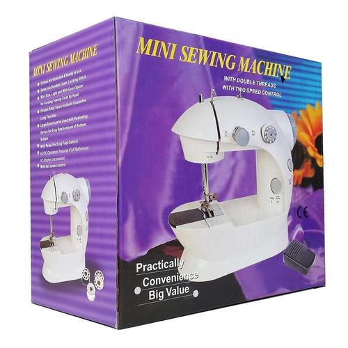 mini máquina de coser como la vió en tv oferta
