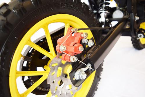 mini moto 50 cc 0km pro racing kids niño 2018