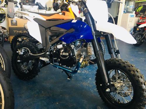 mini moto cros 2 t cuatri para niños 100% financiado !!!!