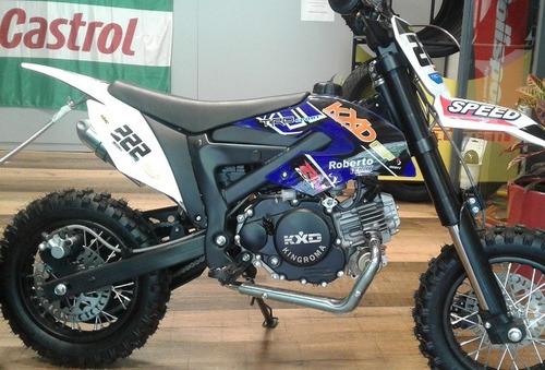 mini moto cross 50cc 4t rodado 10