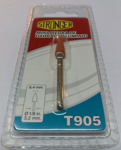 mini piedra oxido de aluminio stronger t905 herracor