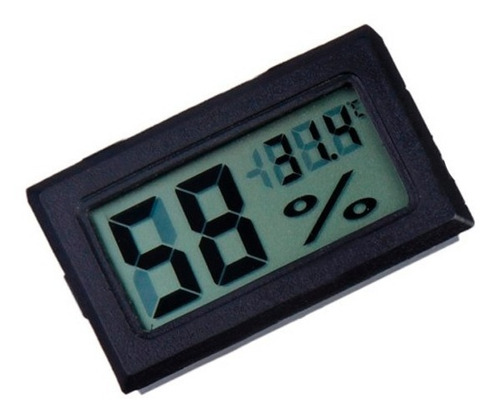 mini termometro digital con sensor de humedad o higrometro ®