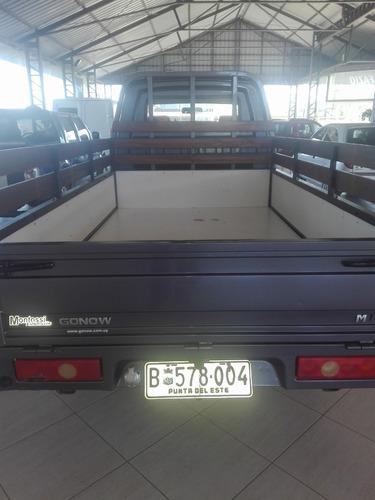 mini truck gonow