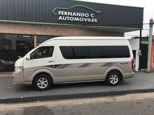 minibus king long 2.5cc diesel