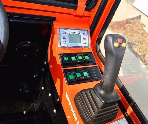 minicargador (autocargador, elevador)