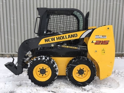 minicargador new holland l215 nuevo