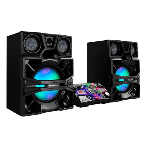 minicomponente panasonic sc-max9000 negro