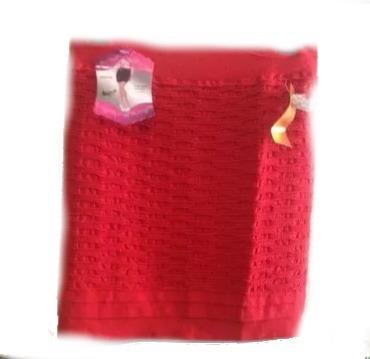minifalda elastizada talle único