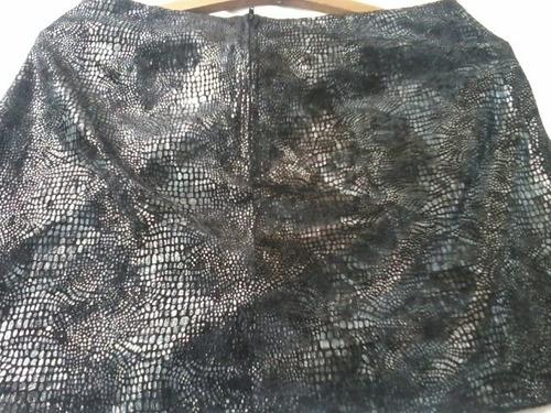 minifaldas las dos sin uso  $200