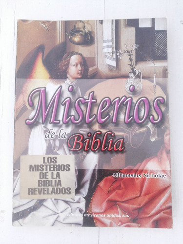 misterios de la biblia - athanasius nicholae