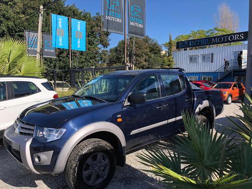 mitsubishi l200 2.4 hls flex triton outdoor dc 2018