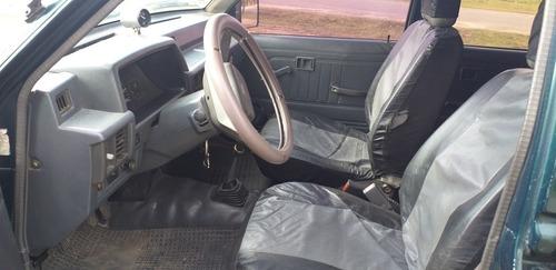 mitsubishi l200 2.5 d/cab 4x2 dh 1996 diesel, buen estado