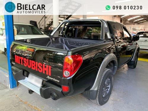 mitsubishi l200 4x4 automatica 3.5 2012 impecable