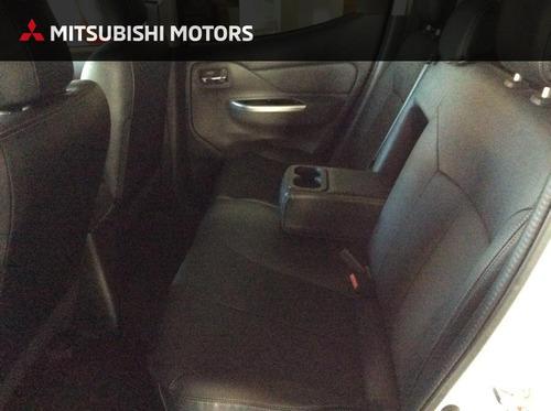 mitsubishi l200 4x4 automatica secuencial 2018 0km