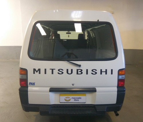 mitsubishi l300 van.
